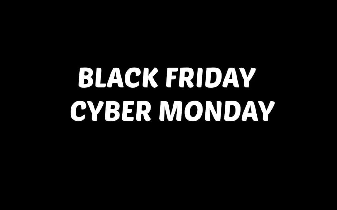 "10 vigtige punkter til ""Black Friday"" og ""Cyber Monday"""